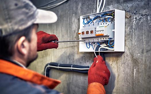 Electrician Good Fundi