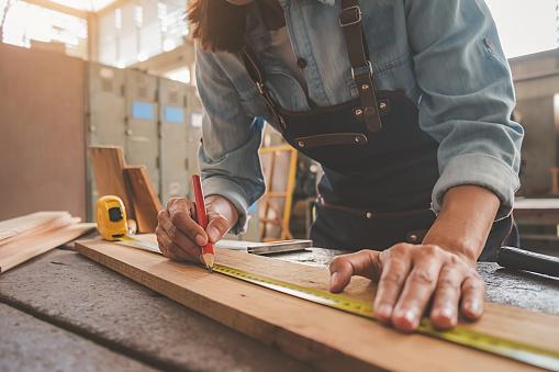 carpenter at Good Fundi
