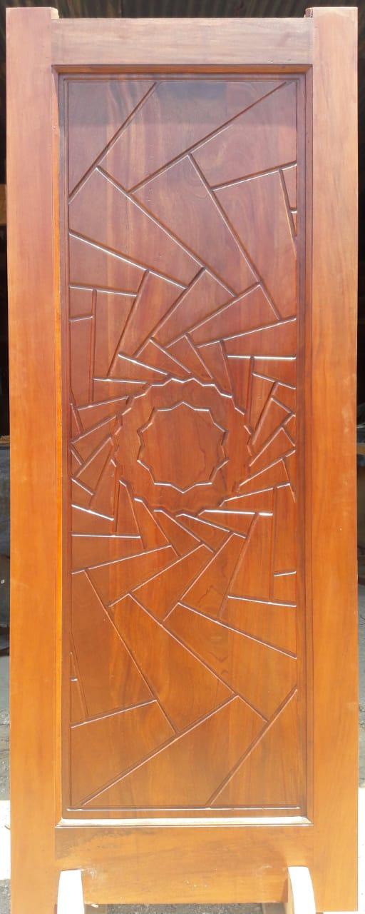 2D design door