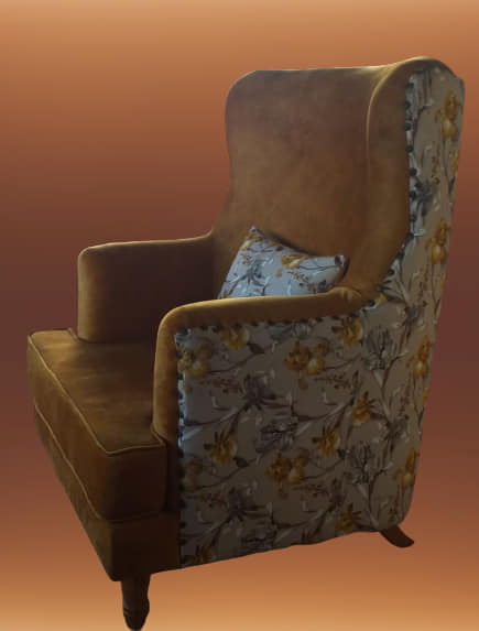 Brand New High-back Queen seat