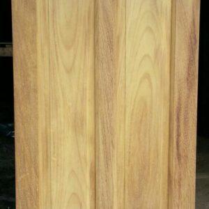 4 Panels Mvule Door Design Good Fundi